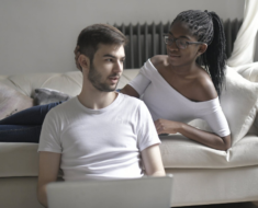 Are interracial marriages possible in Ukraine